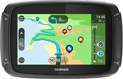 GPS tomtom pour roadtrip moto