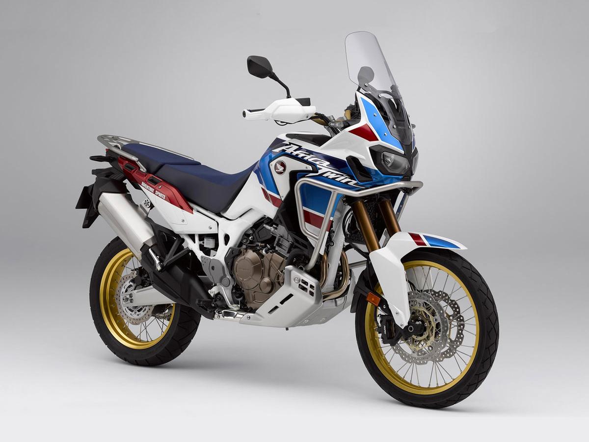 moto de location Honda Africa Twin