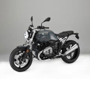 Une moto bmw nine t pure 1170